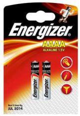 Baterie AAAA/E96 ENERGIZER, 2 ks (blistr)