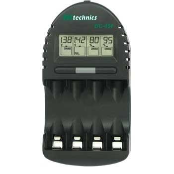 Nabíječka baterií FK Technics BC-450