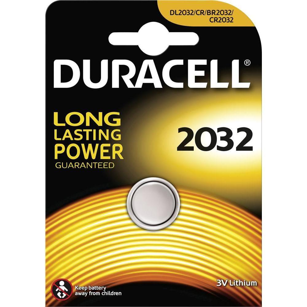 Baterie Duracell CR 2032 1ks