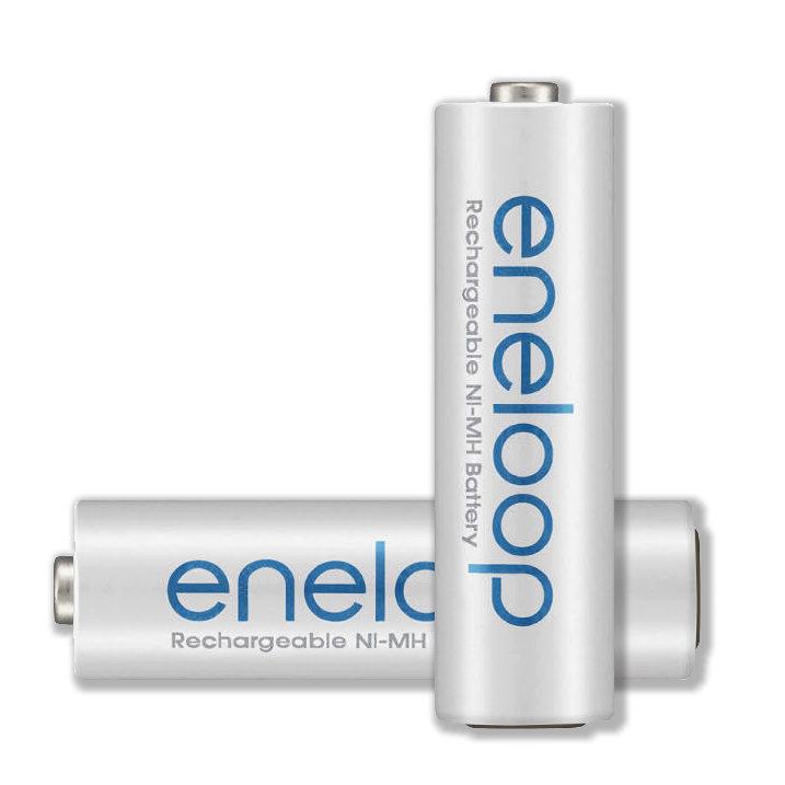 Baterie AA ENELOOP 2100 cyklů 1 ks, BK-3MCCE