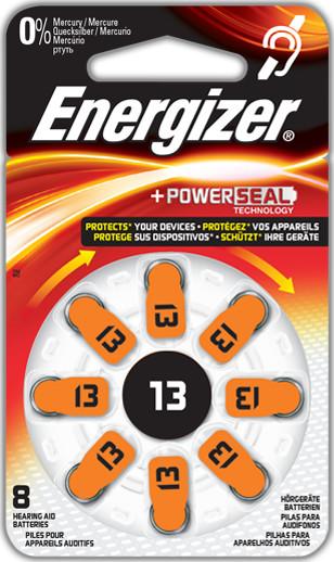 Baterie 13 ENERGIZER, 8 ks (blistr)