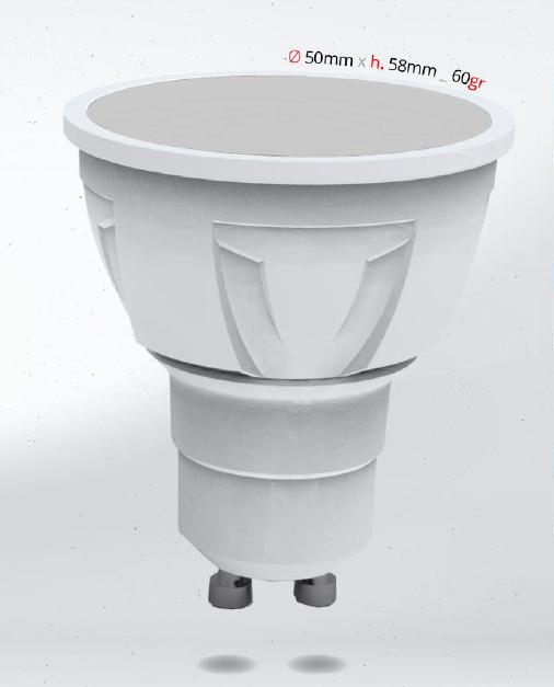 LED GU10 5W (35W), 3000K, SKYLIGHTING