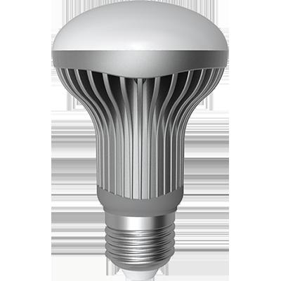 LED R63 11W (60W) E27 LIGHT, teplá bílá