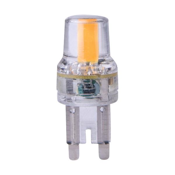 LED G9 2W, MEGAMAN, teplá bílá