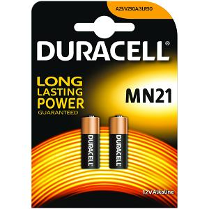 Baterie A23/MN21 DURACELL Security, 2 ks (blistr)