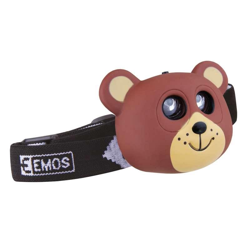 LED čelovka dětská medvídek, EMOS