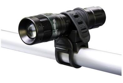 Svítilna LED kovová s držákem na kolo (LFT1328), EMOS
