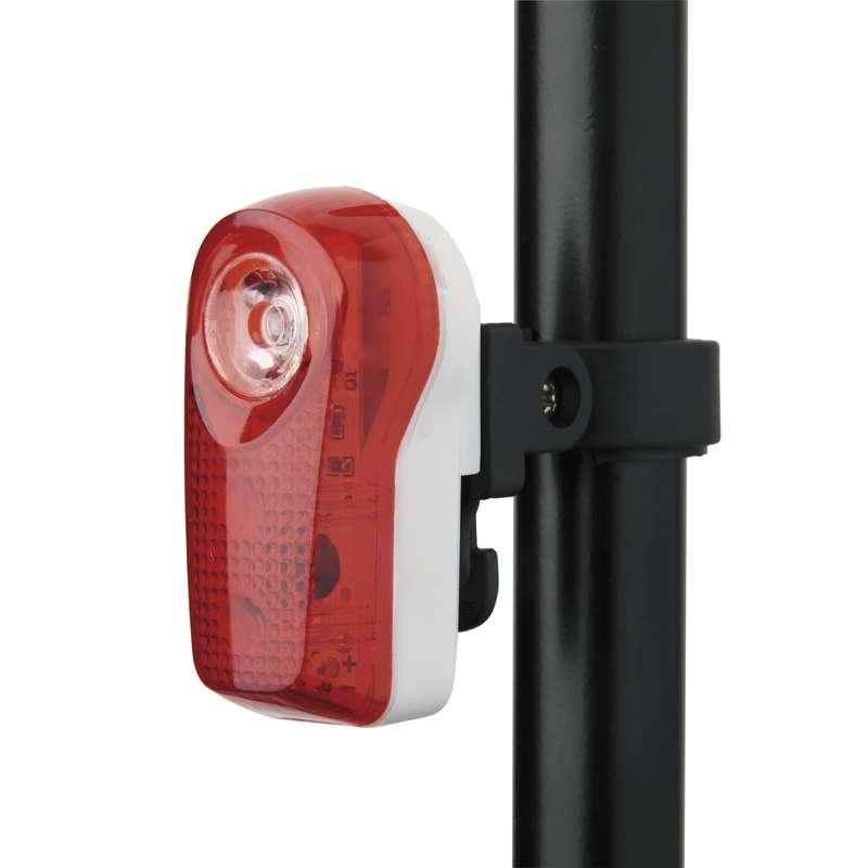 Svítilna na kolo 1+2x LED, blikačka, zadní, P3912, EMOS