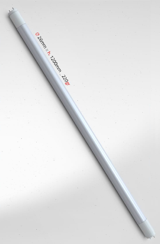 LED trubice 18W SKYLIGHTING 120cm studená bílá