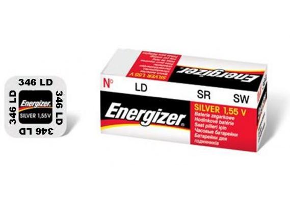 Baterie 346/SR712 SW ENERGIZER, 1 ks (blistr)