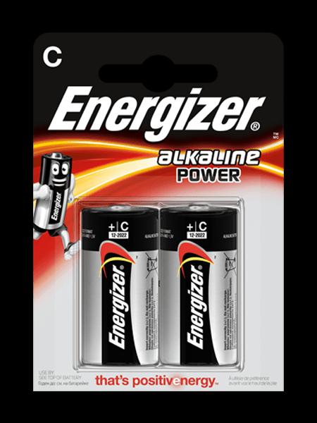 Baterie Energizer Power LR14 C 2 ks