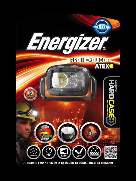 Energizer LED čelovka ATEX 3x AA