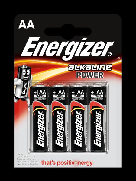 Baterie Energizer Power AA LR6 96 ks (VO balení)