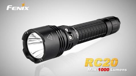 Nabíjecí svítilna Fenix RC20