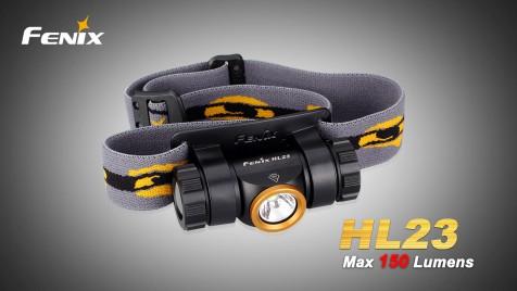 LED čelovka Fenix HL23