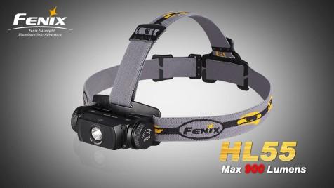 LED čelovka Fenix HL55