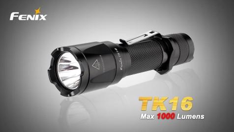 Taktická LED svítilna Fenix TK16
