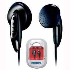 Sluchátka do uší Philips SHE1350