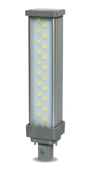 LED zářivka LIGHT 11W G24d, 6000K, LL-PLC211F