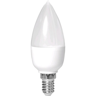 LED svíčka 5,5W (41W) E14 MÜLLER-LICHT, stmívatelná, teplá bílá