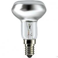 Žárovka 60W E14 R50, GE, reflektorová