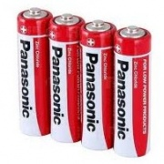 Baterie AAA/R03 PANASONIC Special Power, 4 ks (shrink)