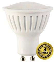 LED GU10 3W (25W), SOLIGHT, teplá bílá