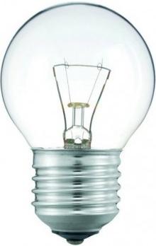 Žárovka mini globe 40W E27, NARVA, čirá