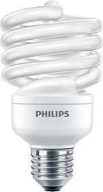 PHILIPS úsporná zářivka 20W E27, teplá bílá