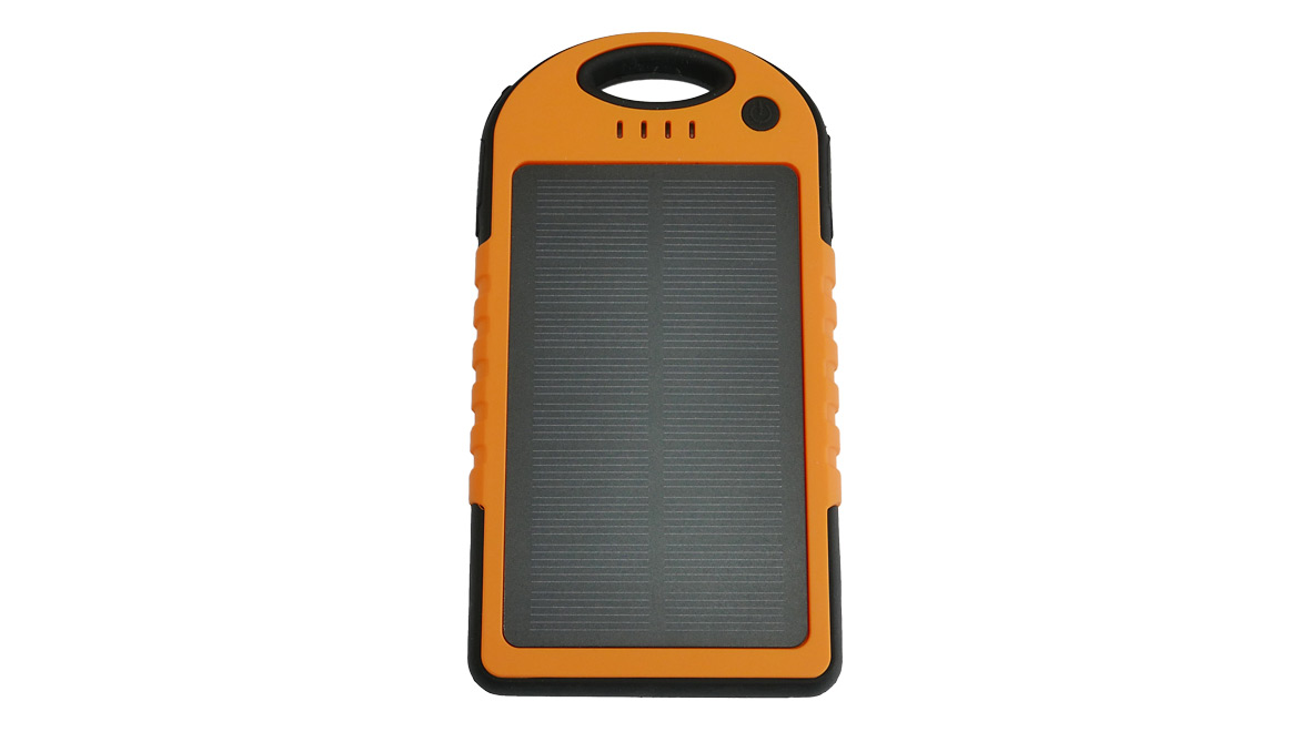 Solární powerbanka 12000 mAh CoelSol