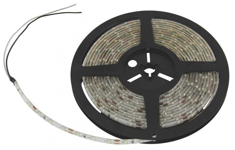 Solight LED světelný pás, 5m, SMD3528 120LED/m, max. 9,6W/m, IP65, teplá bílá