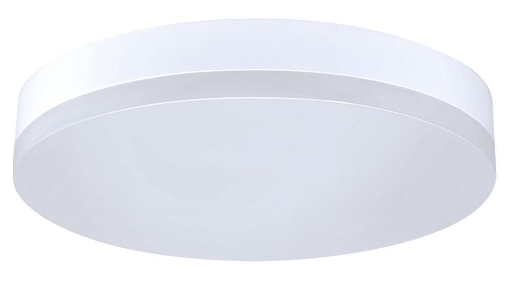 Solight LED venkovní osvětlení, přisazené, kulaté, IP44, 24W, 1920lm, 4000K, 28cm