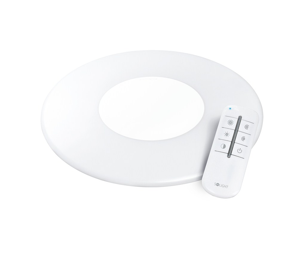 Solight LED osvětlení, přisazené, stmívání, volitelná chromatičnost, 22W, 1600lm