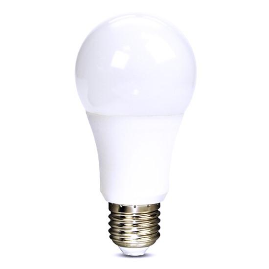 LED žárovka 7W (43W) E27 SOLIGHT, teplá bílá