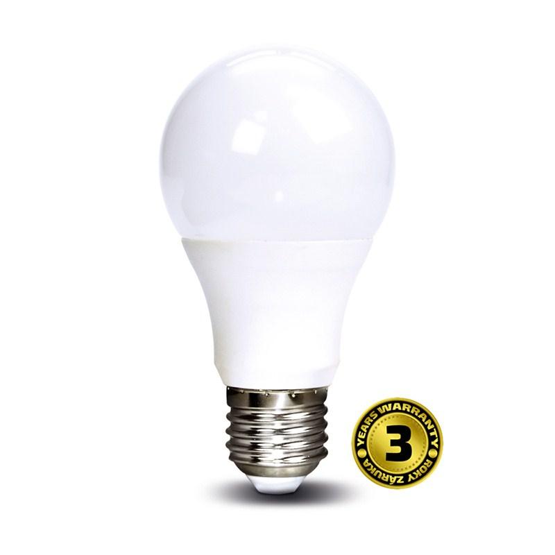 LED žárovka 12W (72W) E27 SOLIGHT, denní bílá