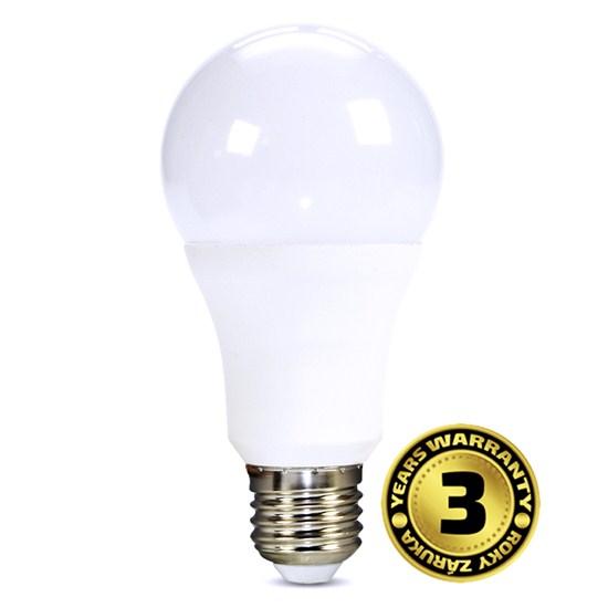 LED žárovka 15W (85W) E27 SOLIGHT, studená bílá, 270°