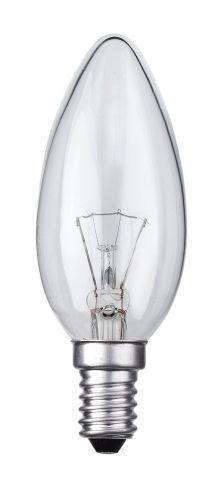 Žárovka svíčka 60W E14, NARVA, čirá